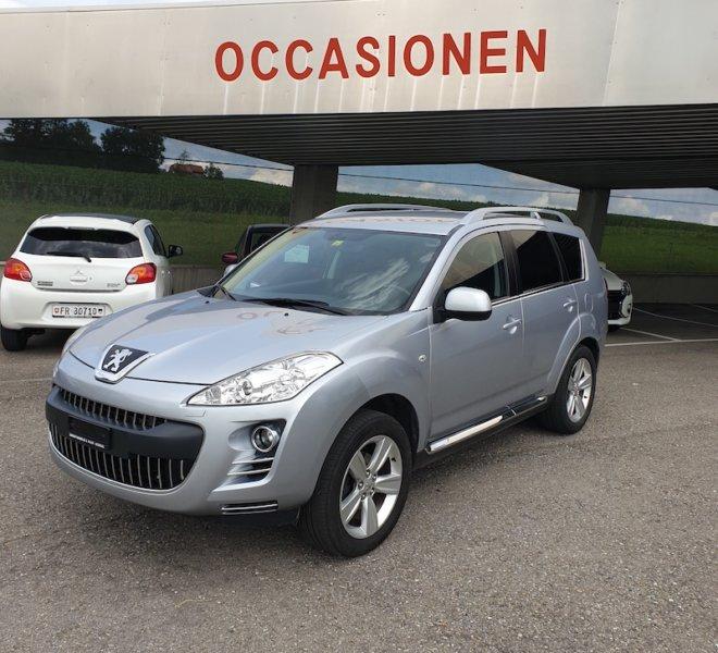 Peugeot 4007 Ex Ulrich 1